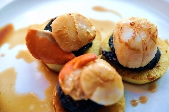 Scallop Demo and Luncheon Saturday 2nd March 2019 -