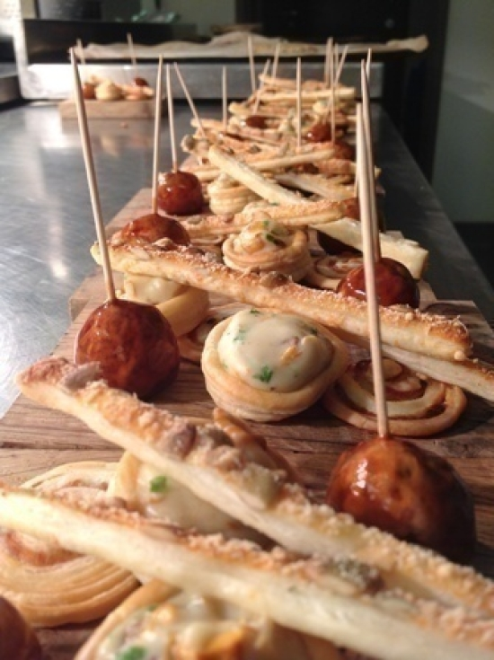 Canapes & Tasters 21st May 2018 -