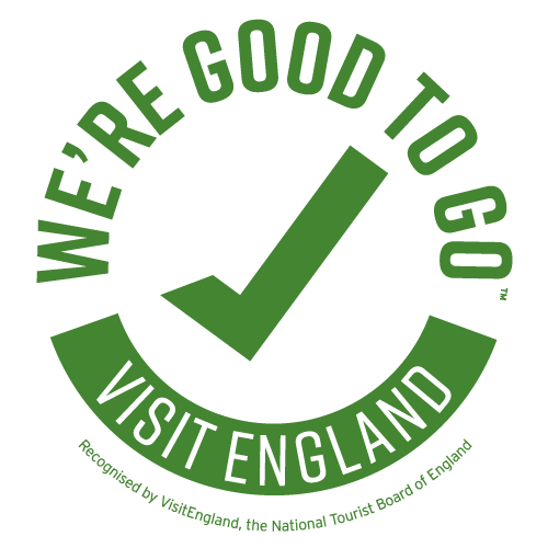 Good To Go England Logo